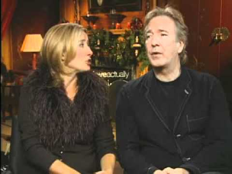 "Alan & Emma - ""We have no children""- ""We haven't done that !"" lol"