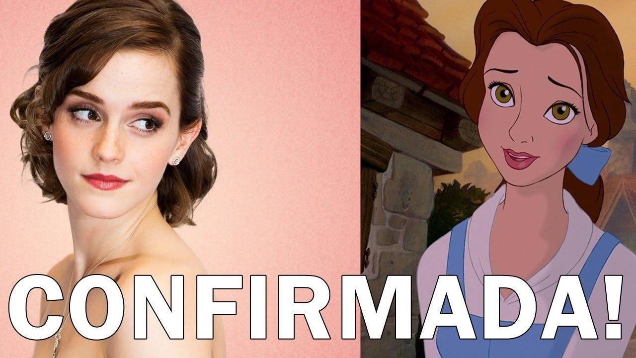 """Comentando Emma Watson em """"Bela e a Fera"""""""