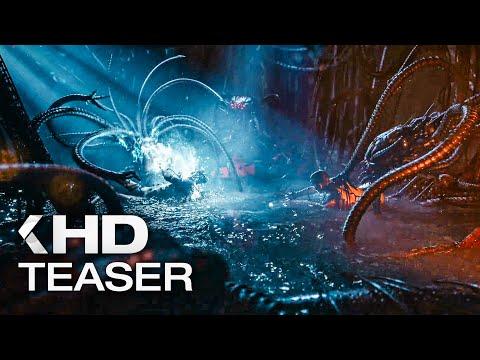 THE MATRIX 4: Resurrections Teaser Trailer (2021)