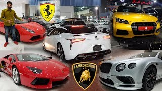 Used Car market In Dubai | Mohsin Vlogs