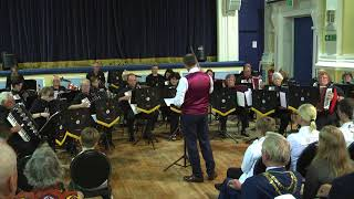 Craven Accordion Orchestra - Mary Poppins Medley