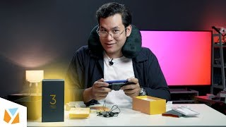 Realme 3 Pro Unboxing + FREEBIES!