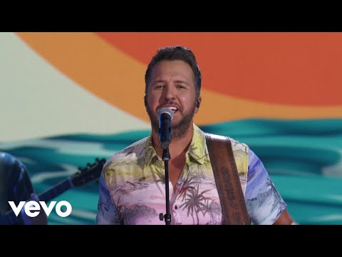 Luke Bryan – One Margarita (Live From The 55th ACM Awards)