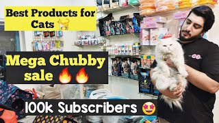 Best Products for Cat's & Dogs  | Pet shop visit | My 100k Subscribers Celebration 🍾