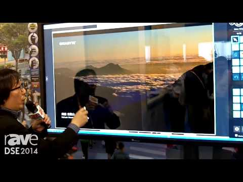 DSE 2014: Intel Demos Interactive Whiteboard