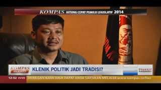 Kompas TV Pemilu Update IV (Kompas Siang 8 April 2014)