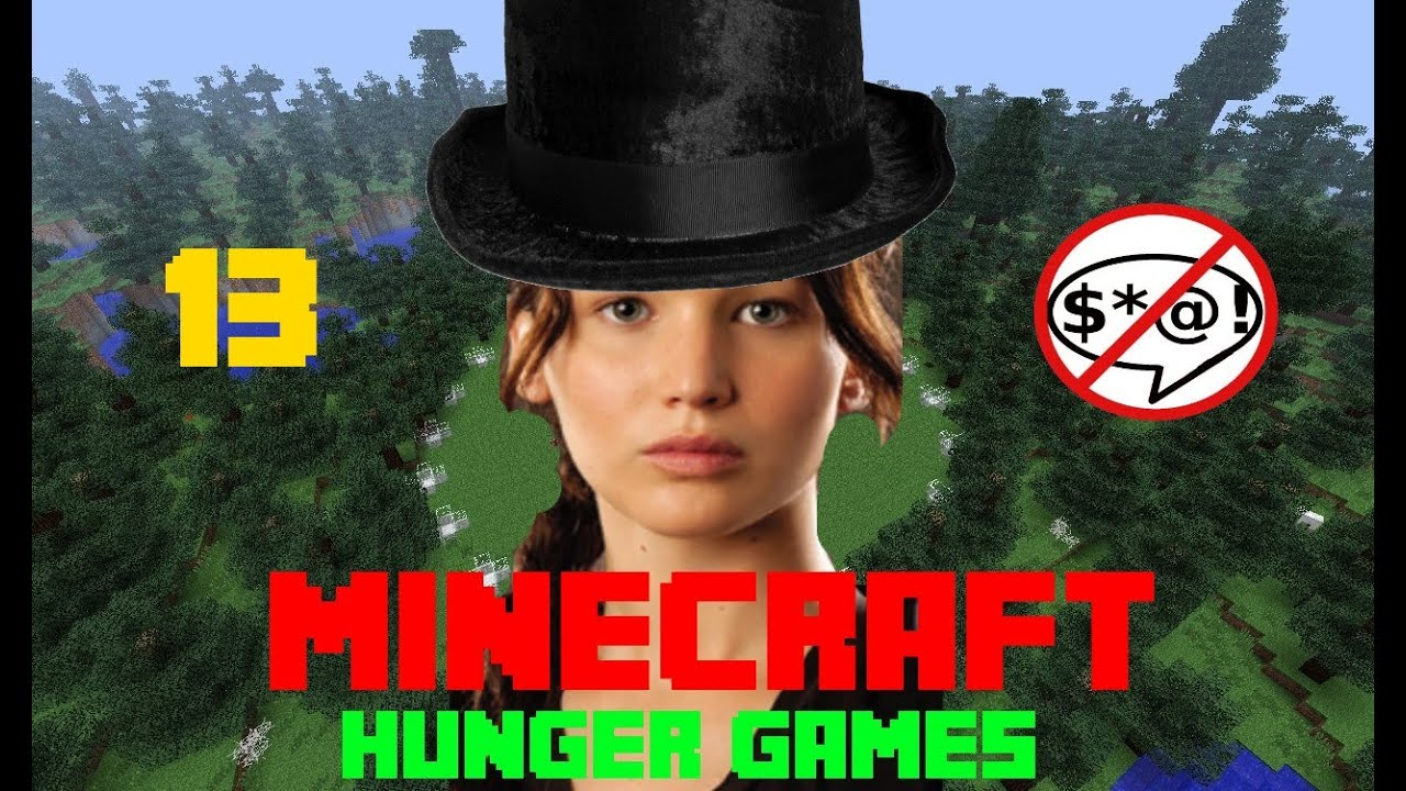 minecraft hunger games episode 13 no swearing youtube