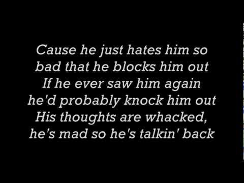 Eminem  Sing For The Moment Lyrics