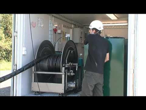 New oil changing technique in wind turbines