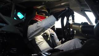 Lamborghini Huracán GT3 on track for the first time