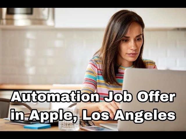 QA TURBO school  Success Story How Irina got Automation Job Offer in Apple, Los Angeles