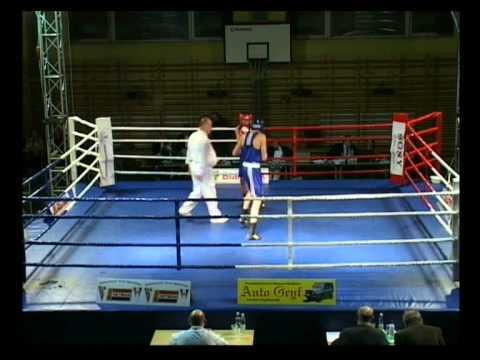 Półfinał Grand Prix PZB 69kg BUJNAROWSKI Kamil vs ...
