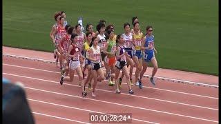 織田記念陸上女子5000m ユニバ・一般 2015年4月18日 福田有以 検索動画 16