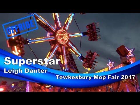 Superstar - Leigh Danter (Offride) @ Tewkesbury Mop Fair 2017