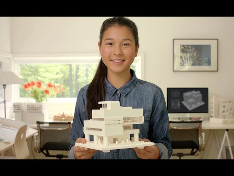 Innovation at Play with Mindstorms, Technic, Architecture Studio - LEGO