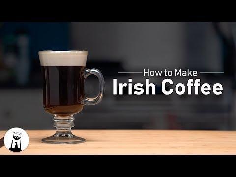 How to Make an Irish Coffee | Black Tie Kitchen