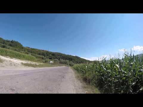 Transcontinental race 2014 - Albania lavazh