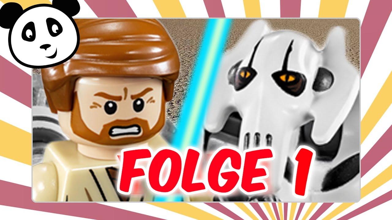 LEGO Star Wars deutsch - General Grievous vs. Obi-Wan Kenobi 1 ...