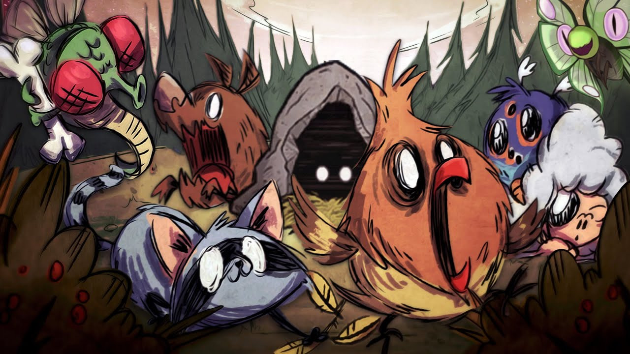 20 Mistakes Noobs Make in Don't Starve Together
