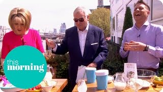 Eamonn Holmes Is Unimpressed With Ruth's Ice Cream | This Morning
