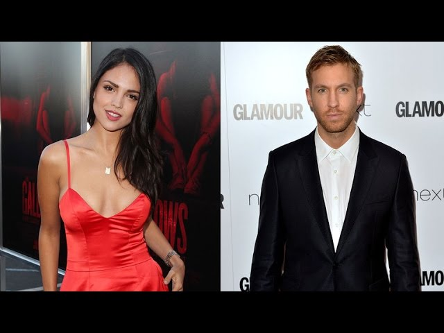 Calvin Harris Spotted Arm-in-Arm With Eiza Gonzalez Amid Taylor Swift's Split From Tom Hiddleston