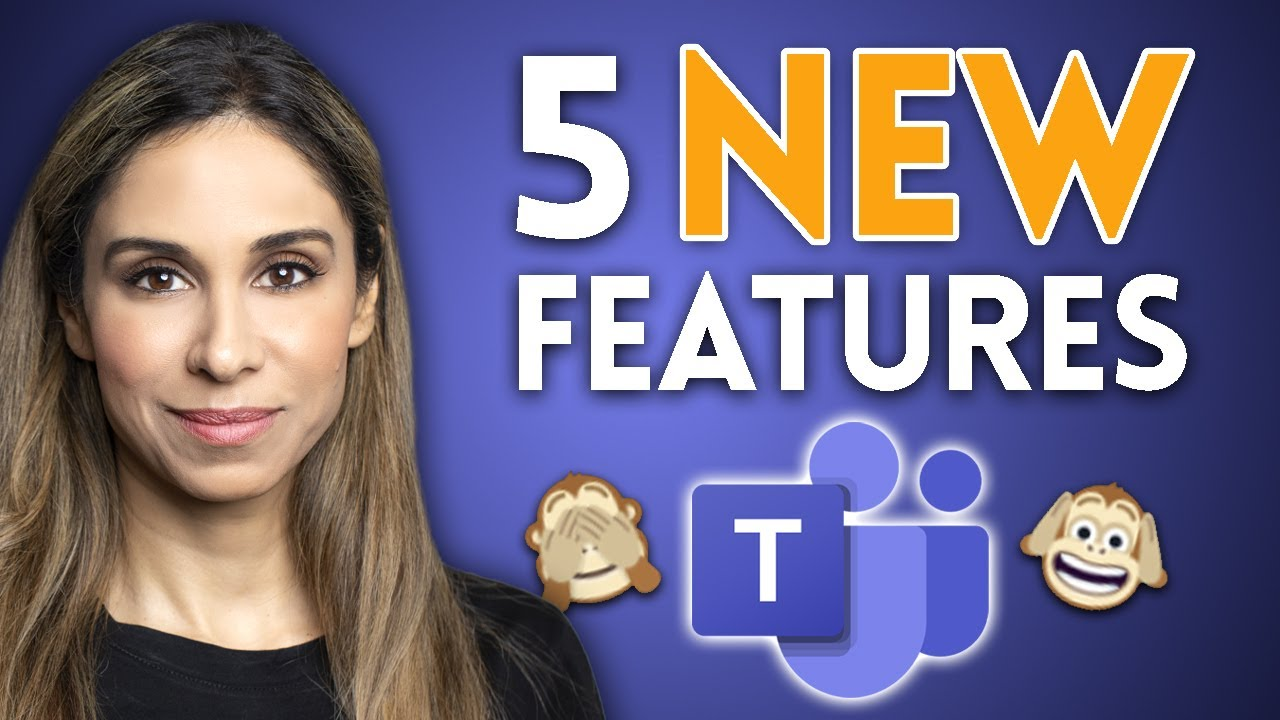 NEW Features in Microsoft Teams (Did you see these?)