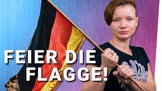 """Franziska Schreiber: """"Seid stolz auf Schwarz-Rot-Gold!"""""""