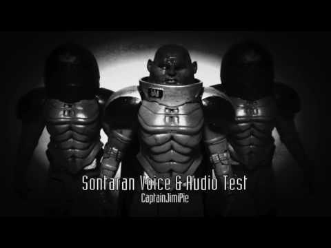Doctor Who : Audio Series - EXTRAS - Sontaran Voice & Audio Test