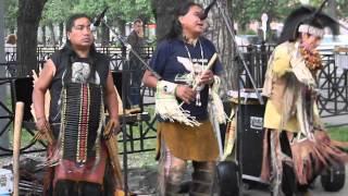 Otavalos Indians - Casamiento (13.06.2013)