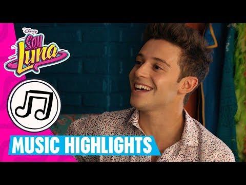 SOY LUNA - 🎵 Die Music Highlights! 🎵 | Disney Channel Songs