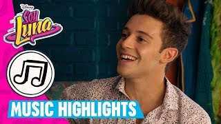 SOY LUNA - 🎵 Die Music Highlights! 🎵 | Disney Channel Songs