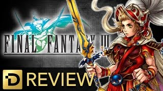 Final Fantasy III Review (Plot Spoilers)