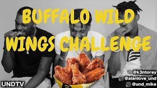 BUFFALO WILD WING CHALLENGE!!! [30K CHALLENGE]