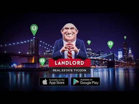 Landlord Real Estate Tycoon - Trailer 2017