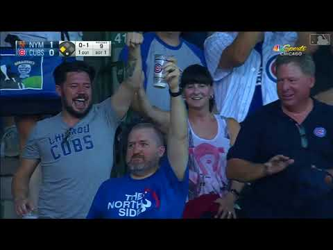 Big Mike - Guy Catches Foul Ball in Beer Then Chugs it!
