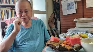 Korean food 닭날개 돼지고기 호박 전복 새송이…