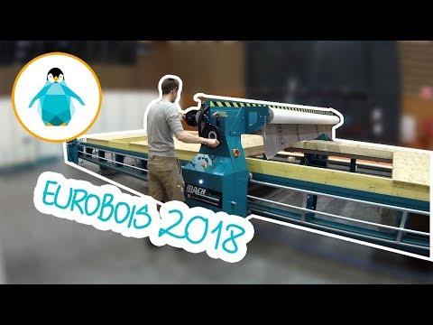 MOB industrielles et belles machines - Eurobois 2018