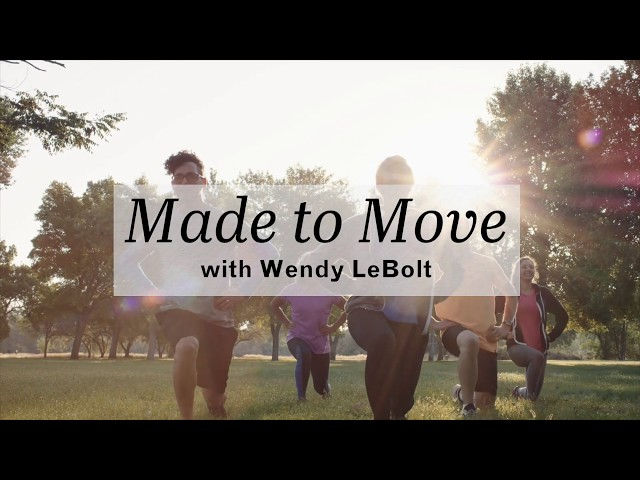 Sit and Reach - Made to Move