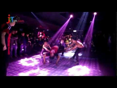 B-Boying For Education 2014 Musical Night Hong Kong