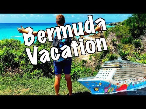 Norwegian Breakaway New York City to Bermuda Cruise | July 2017