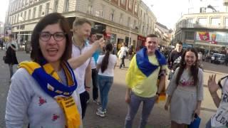 Браво, фанам!!! P.S. Хорватія - Україна