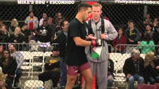Angel Ramirez vs Akim Gilmore XAFS Hurricane January 17, 2015