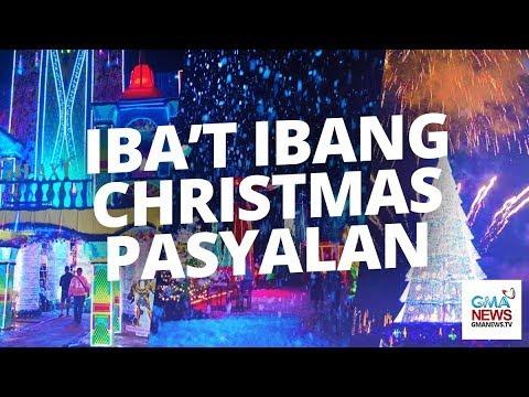 GMA News: Iba't ibang Christmas Pasyalan sa Bansa