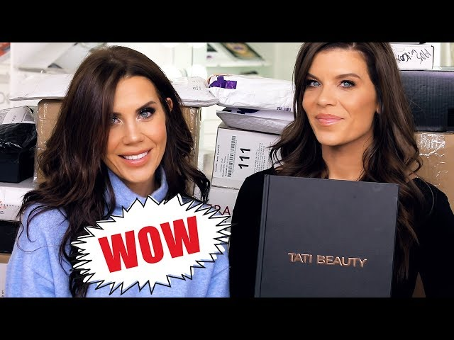 PR UNBOXING with My Sister Erika