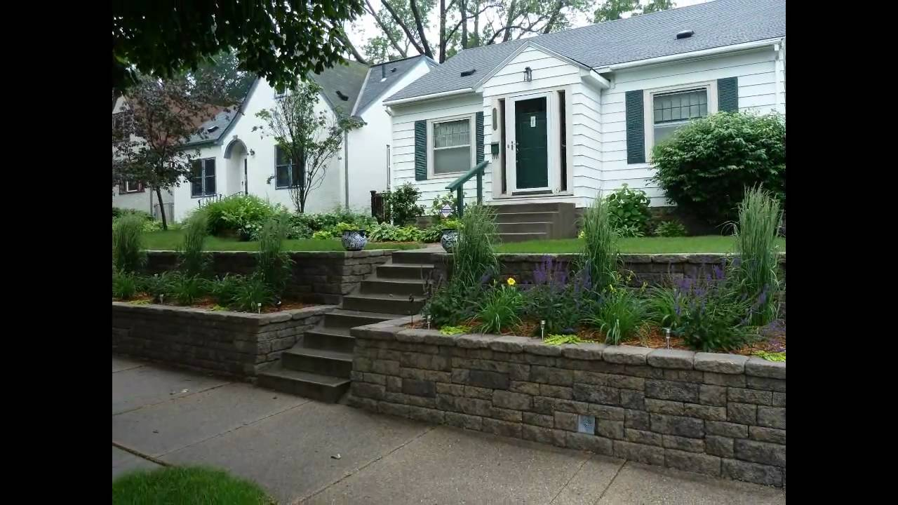Amazing Minneapolis Retaining Wall Design And Installation
