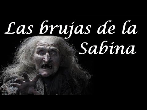 030 Las brujas de la Sabina―Leyendas hidalguenses y otros cuentos