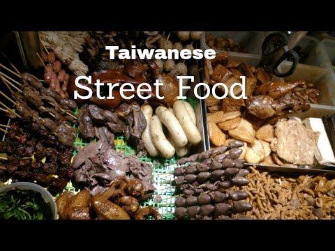Amazing Taiwanese street food at Xilin Night market Taiwan. Ẩm thực đường phố tại Đài Loan