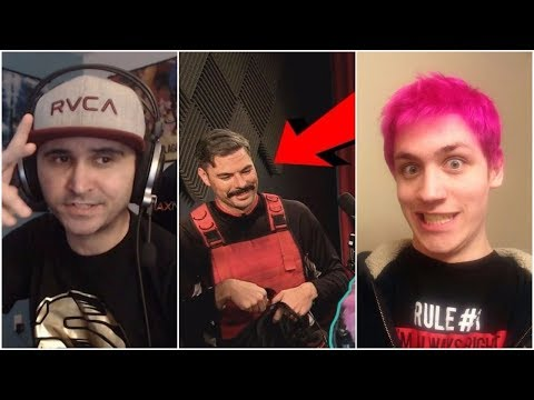 DrDisrespect has no idea the camera is still ON | Sodapoppin and Summit1g react to Doc on H3H3