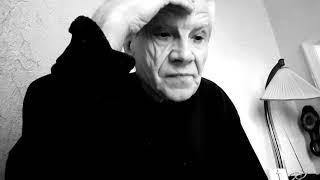 Заслуженный артист России Захаров Вячеслав Григорьевич читает запись из дневника Евгений Шварца.