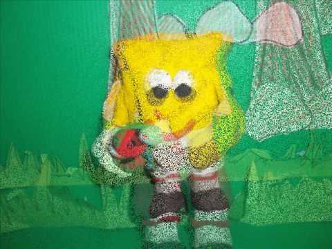spongebob (SILWAD ANIMATION STUDIO with ZIAD HAMED CLUB)